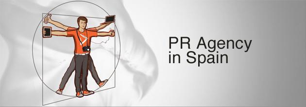 pr agency in spain